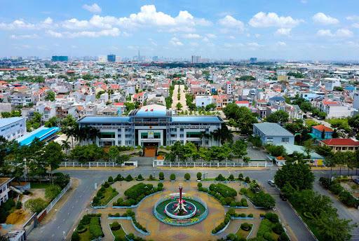 Vị trí tọa lạc hoàn hảo là thành phố Dĩ An.