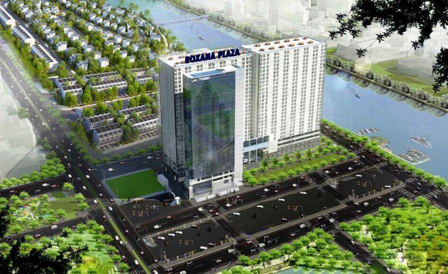 Khu phức hợp Roxana Plaza sang trọng và đẳng cấp