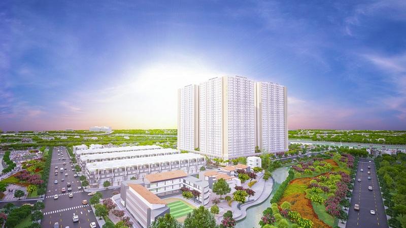 Tại sao nên đầu tư dự án nhà phố City Gate 3 Quận 8
