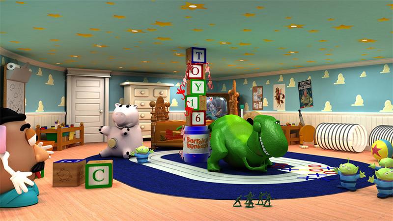 Khu vui chơi trẻ em Aurora Residences.