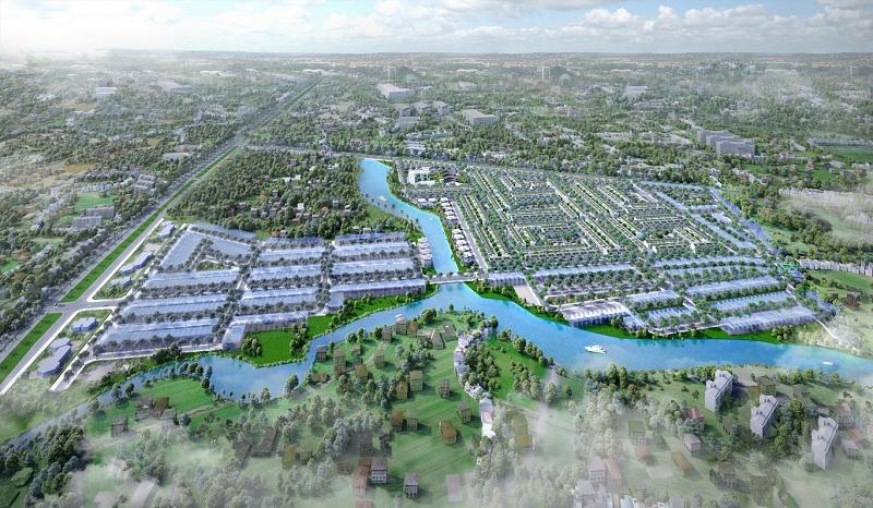 Dự án T&T Millennia City Long An